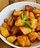 Indien Fried Potato photographie stock