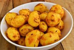 Indien Fried Potato photo stock