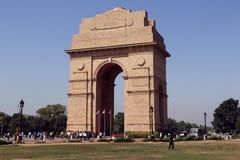 Indien-Gatter, Neu-Delhi, Indien Stockfotografie