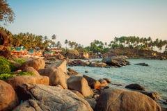 Indien-goa lizenzfreies stockbild