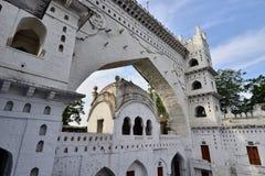 Indien, Gulbarga, Heft Gumbad-Grab lizenzfreie stockfotografie