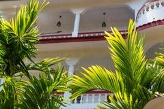 Indien hotell Fotografering för Bildbyråer