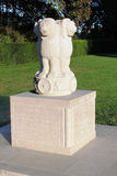 Indien i Flanders sätter in minnesmärken, Ypres, Belgien Royaltyfria Bilder