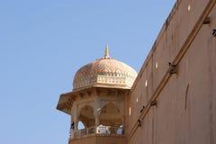 Indien, Jaipur (Palast des Maharadschas) Stockfotos