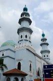 Indien muslimsk moské i Klang Royaltyfri Bild