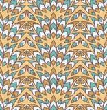 Indien-Muster Stockbild