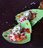 Indien Paan Photographie stock