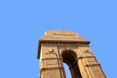 Indien port i Delhi Arkivfoto