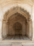 Indien, rotes Fort in Agra stockfotografie