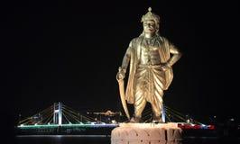 Indien som firar frihet Arkivbild