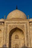 Indien Taj Mahal Building Arkivfoto