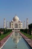 Indien Taj Mahal Building Royaltyfria Foton