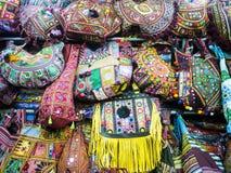 Indien-Tasche Stockbilder