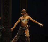 Indien Trollkarl-Arabien musikkaffe - balettnötknäpparen Arkivbild