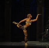 Indien Trollkarl-Arabien musikkaffe - balettnötknäpparen Royaltyfria Foton