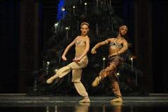 Indien Trollkarl-Arabien musikkaffe - balettnötknäpparen Royaltyfri Bild