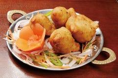 Indiens de nourriture image libre de droits
