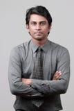 indier för affärsledare royaltyfria bilder