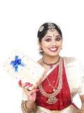 indier för askbrudgåva fotografering för bildbyråer