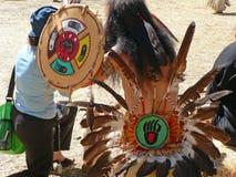 indier för festival ii Arkivfoto