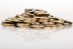 indier för myntsamling Arkivbild