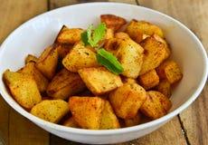 Indier Fried Potato arkivbild