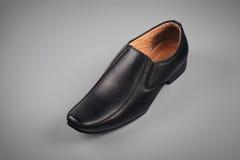 Indier gjord sko för man` s royaltyfria bilder