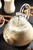 indier kryddar tea arkivfoton
