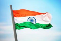 Indier sjunker royaltyfria bilder