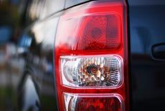 Indietro dell'automobile Immagini Stock Libere da Diritti