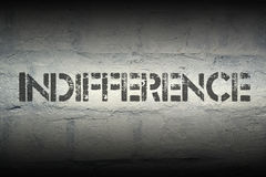 Indifference Stock Images