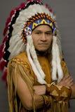 indigène américain Photos libres de droits