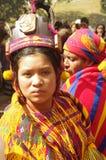 Indigeni di maya Fotografia Stock