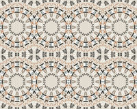 Indigenous Art Seamless Pattern Royalty Free Stock Photo