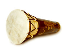 Indigenous drum Stock Photo