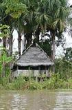 Indigenous House Stock Photo