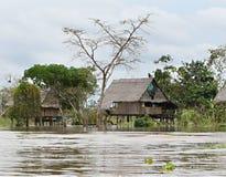Indigenous House Stock Image