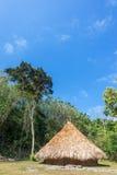Indigenous Hut Stock Photo