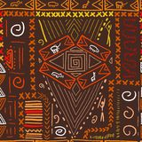 Indigenous pattern vector illustration