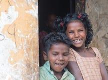 Indigenous people of Kerala Stock Image