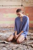 Indigente Fotografie Stock Libere da Diritti