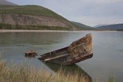 Indigirka river Stock Photo