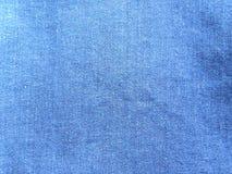 Indigo color rustic denim jeans background. Indigo color denim jeans textured background stock photo