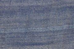 Indigo-dyed fabric. For background stock photos