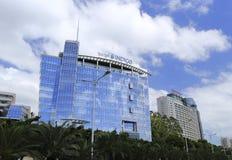 The indigo hotel Royalty Free Stock Photo