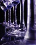 Indigo Wine Royalty Free Stock Photo