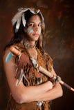 Indio joven Foto de archivo libre de regalías