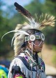 Indio nativo Fotos de archivo