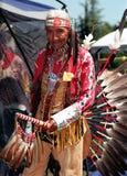 Indio nativo Foto de archivo libre de regalías