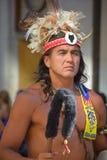 Indio nativo foto de archivo